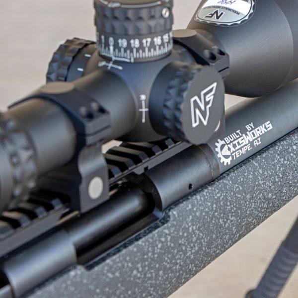 Black Hawk Rifle