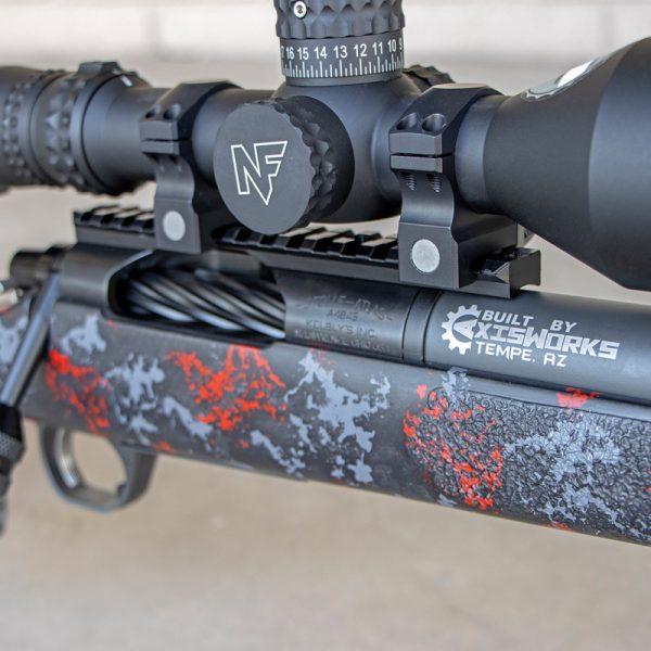 Red Hawk Rifle