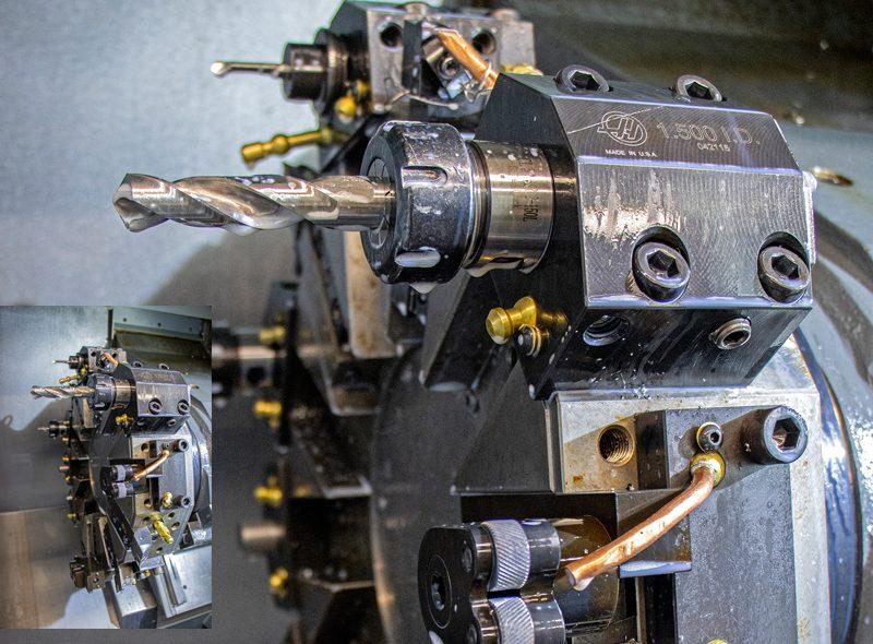 Haas ST-25 Turrett